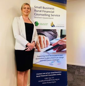 Jahra Taylor - Small Business Financial Counsellor
